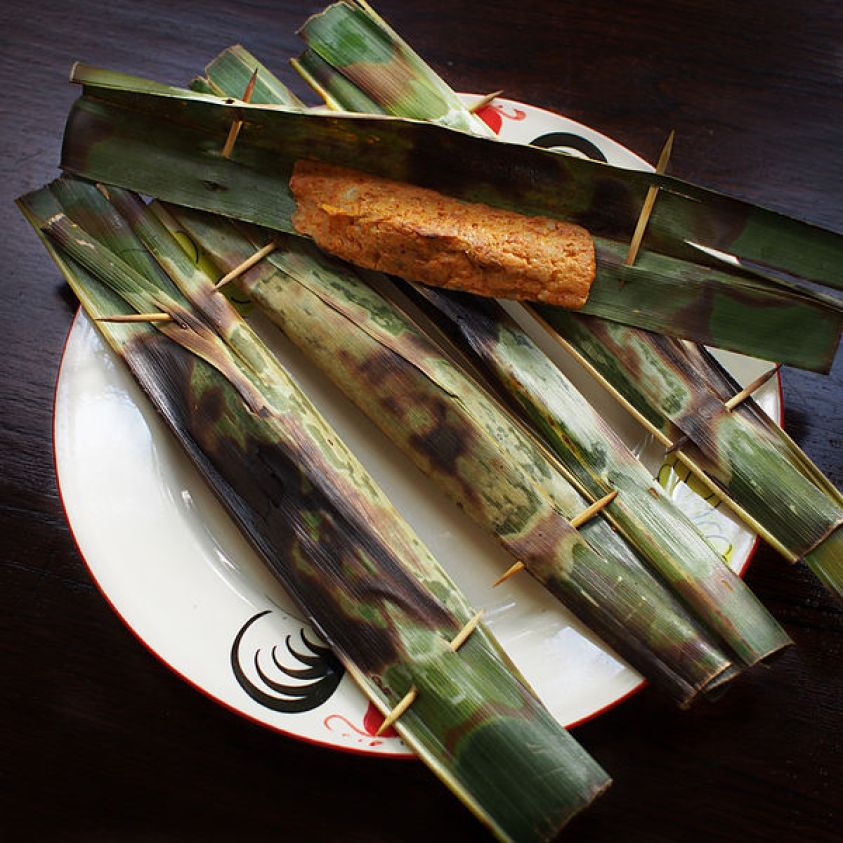 Otak otak - Malaysian savory snacks | Ummi Goes Where?