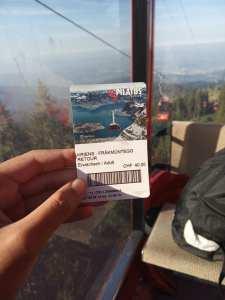 Mount Pilatus Cable Car Ticket Price