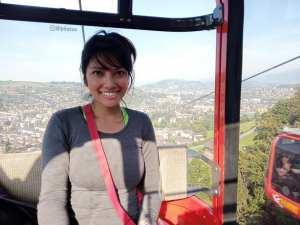 Pilatus Cable car ride