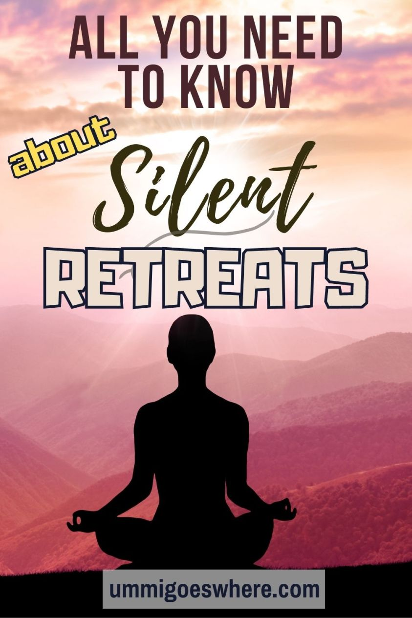 What to expect on a silent meditation retreat
