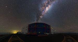 Milky Way at Dark Sky Preserve