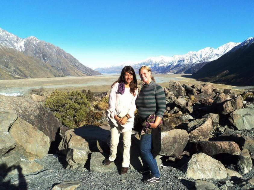 Road Trip to Mount Cook South Island New Zealand
