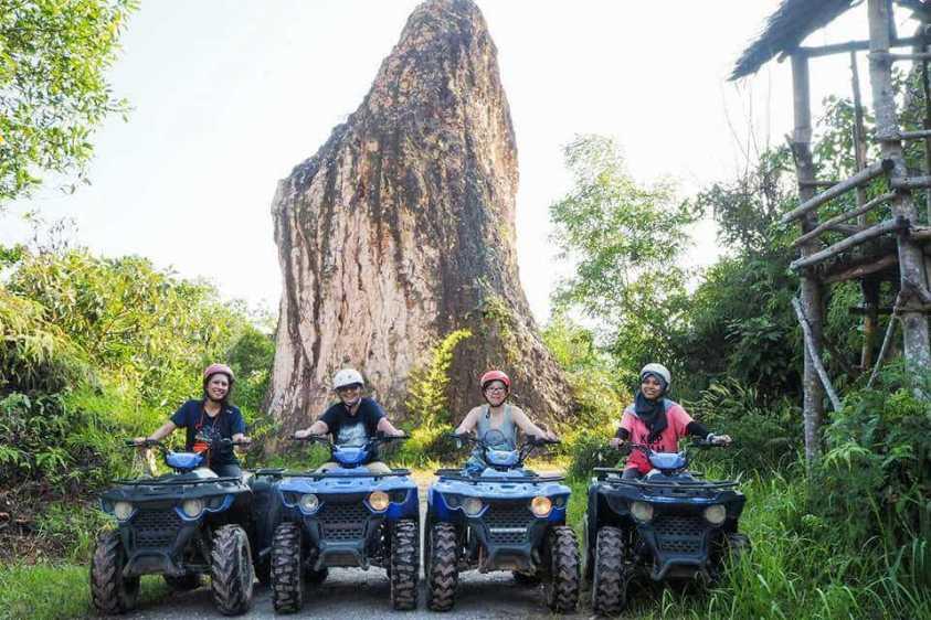 ATV at Tadom Hill Resorts