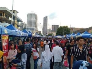 Bazar Ramadan Telawi