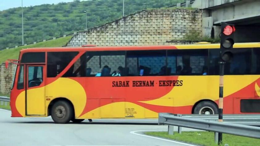 Sabak Bernam Express