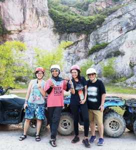 ATV at Tadom Hill Resorts | Ummi Goes Where?