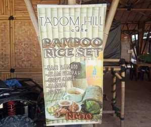 Tadom Hill Resorts Bamboo Rice