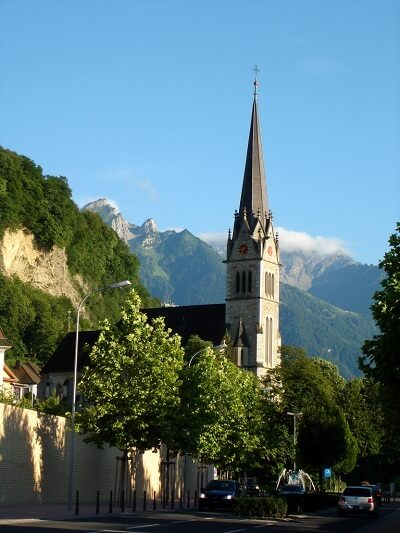 St Florin Cathedral