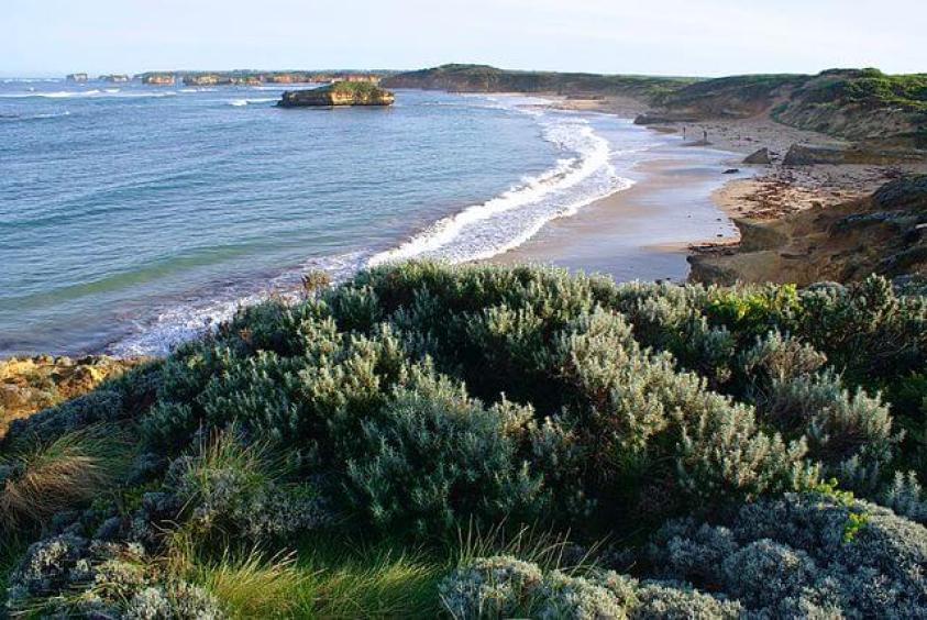 Bay of Martyrs Australia