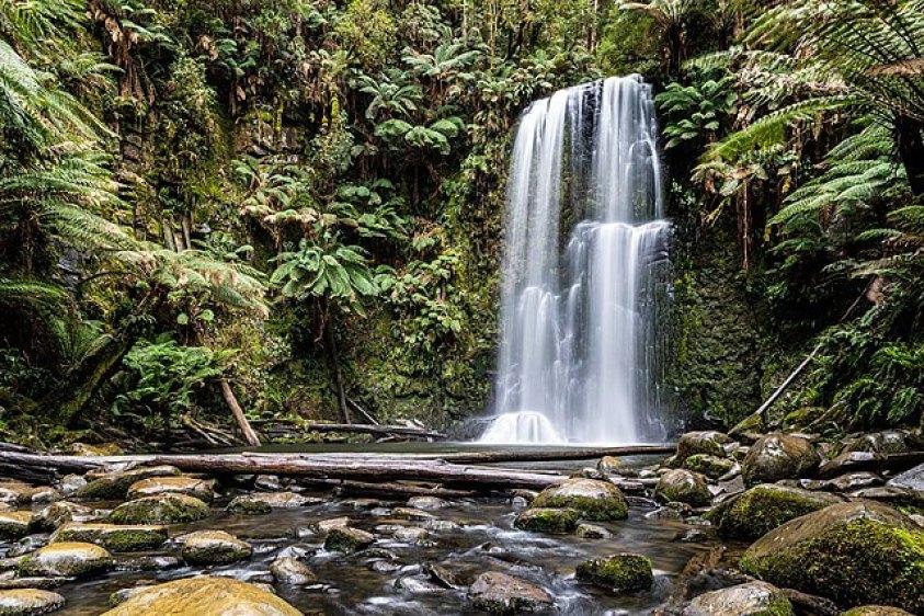 Beauchamp Falls Australia