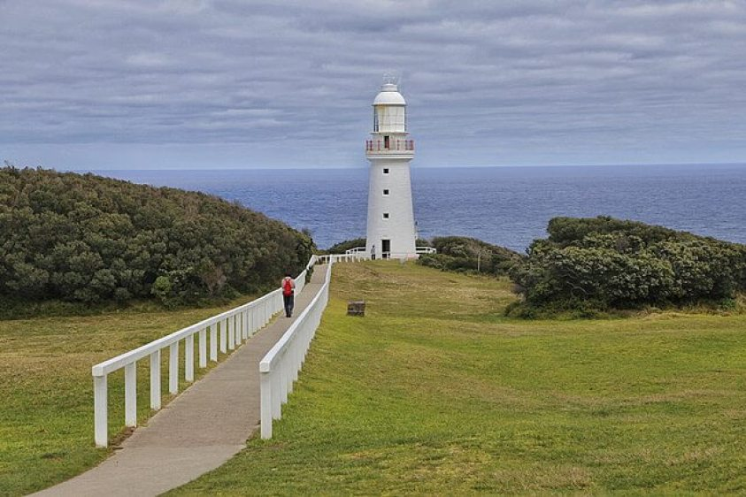Cape Otway Lighthouse Great Ocean Road Australia