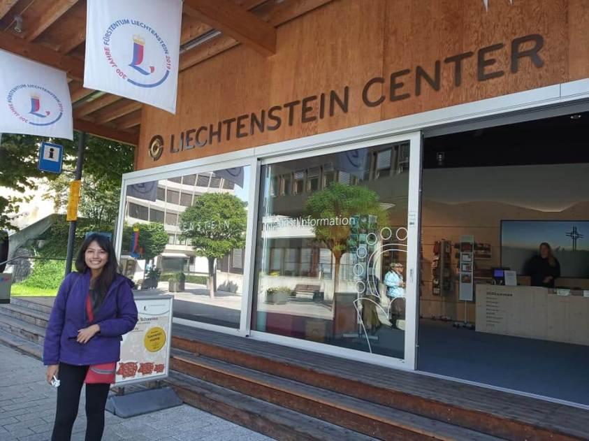 Liechtenstein Center, Vaduz | Ummi Goes Where?