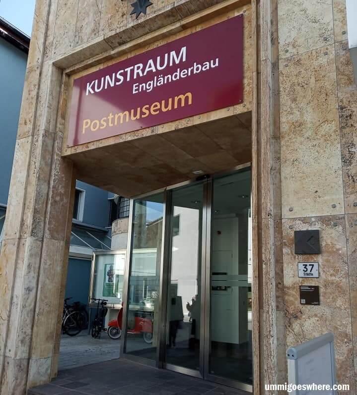 Liechtenstein Postal Museum
