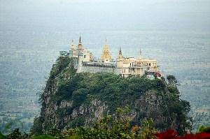 Mount Popa Bagan