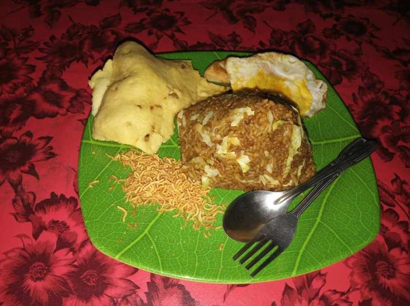 Dinner at Rumah Pohon Nusa Penida