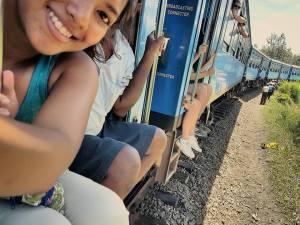 Kandy to Ella train