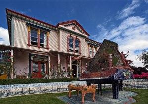 Giants House Akaroa