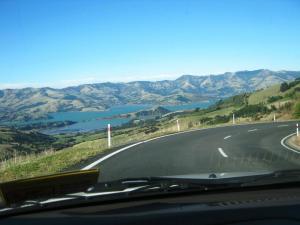 Drive from Christchurch to Akaroa | Ummi Goes Where?