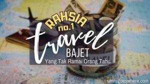 Tip Travel Bajet