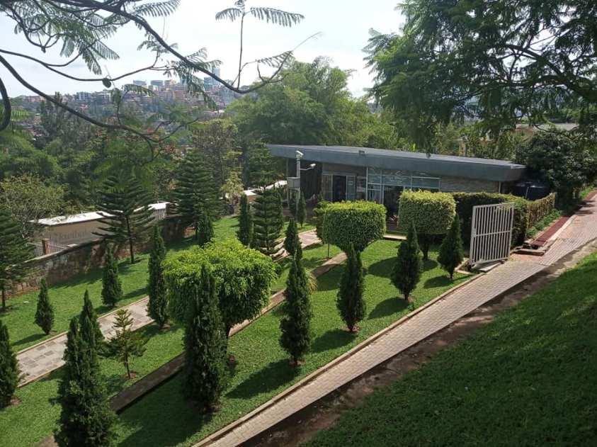 Gardens at Kigali Genocide Memorial Rwanda | Ummi Goes Where?