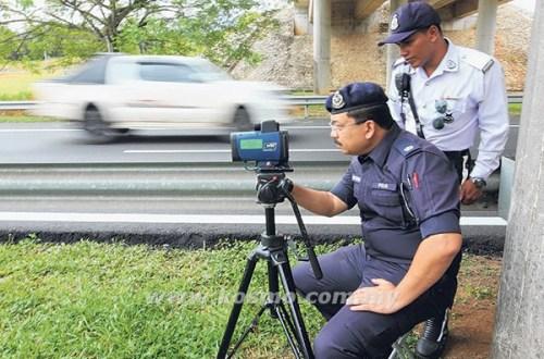 polis trafik