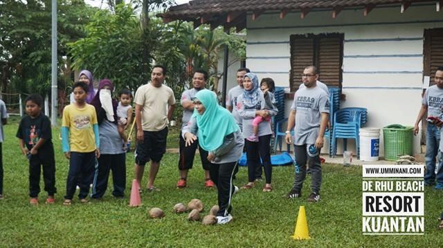 Family day kelab blogger ben ashaari