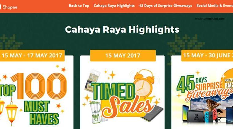 ONLINE SALES MALAYSIA