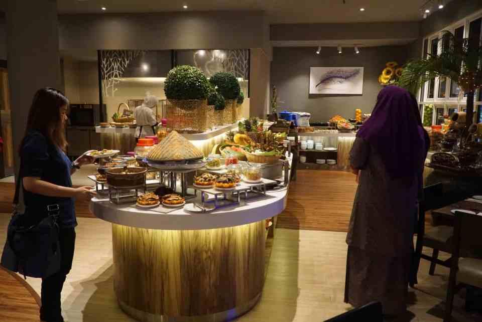 buffet ramadan menu kampung