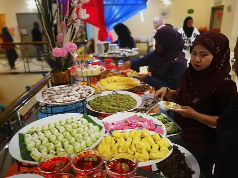 buffet ramadhan KLIH 2019 MENU MELAYU