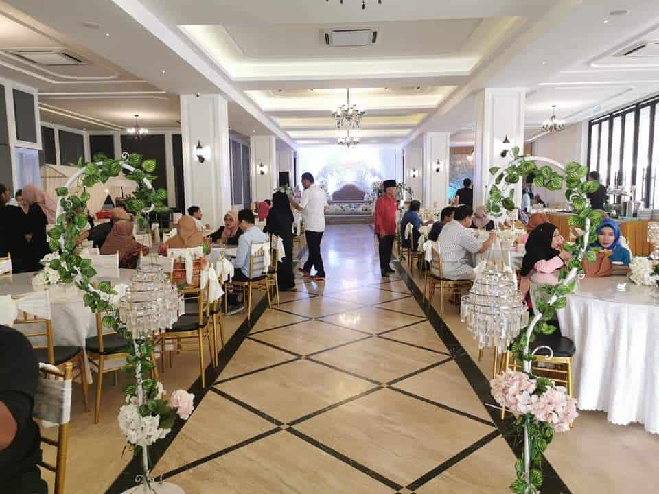 Dewan perkahwinan putrajaya