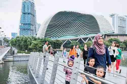 cara masuk singapore bawa kereta