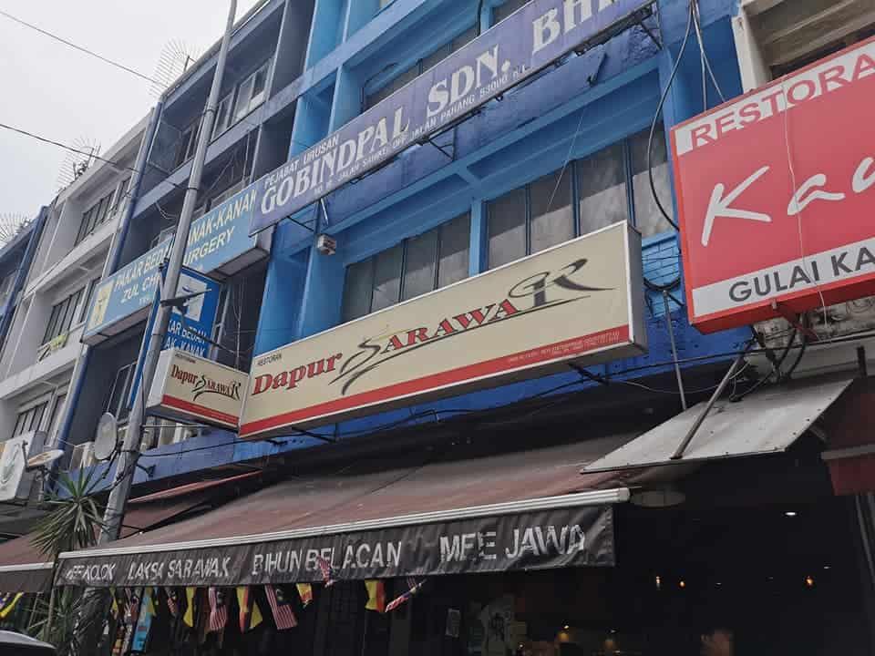 makanan Sarawak di KL