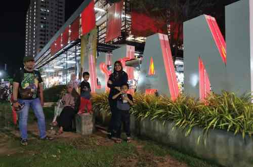 Trip ke Asean Night Market