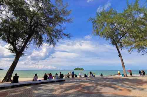 Samila Beach Songkla LAWA