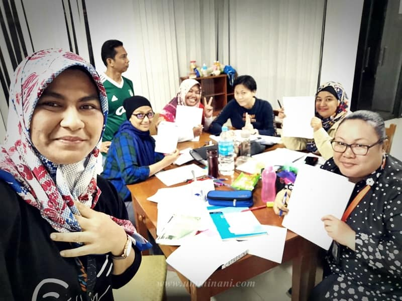 study week umcced study group penting