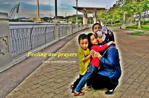 feeling are prayers