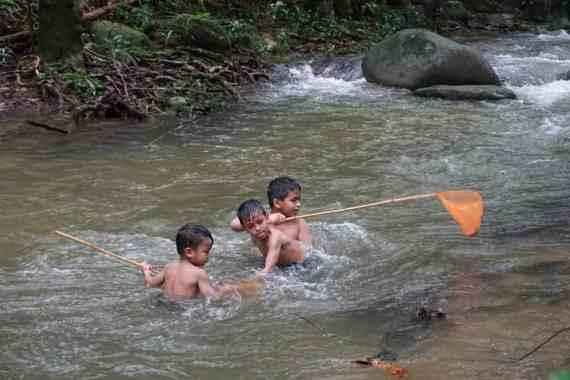 Trip mandi manda ke Sg Congkak