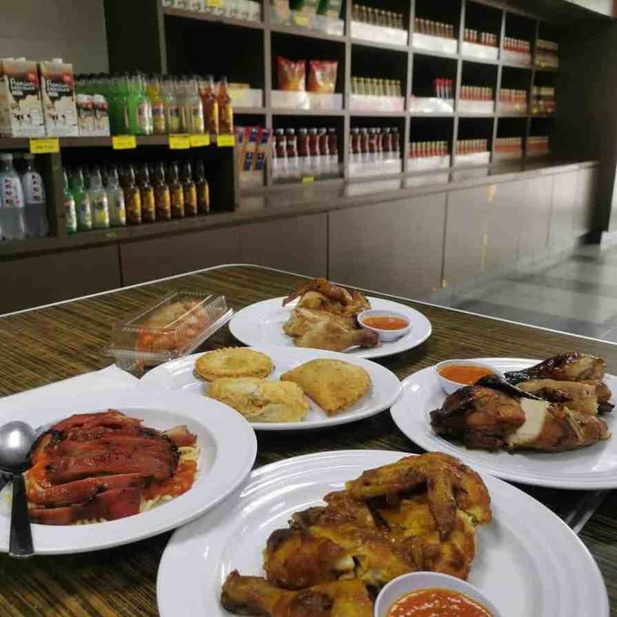 Kedai Ayamas sesuai untuk lunch , hitea dan dinner