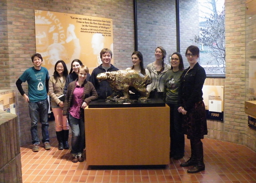 MSP13 at Gerald Ford Presidential Library