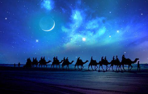 Saatnya Hijrah: Renungan Tahun Baru Islam 1435 H