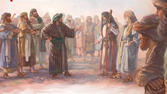 Musailamah Al Kadzzab dan Ar- Rajjal bin Unfuwwah