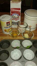 Buckwheat Cornmeal Muffins Pantry