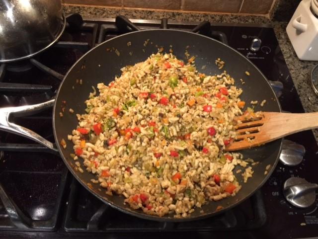 turkey rice 3