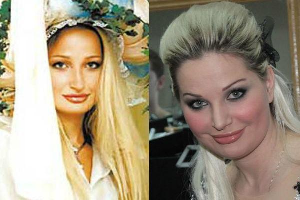 Мария Максакова — оперная певица до и после пластики (Фото ...