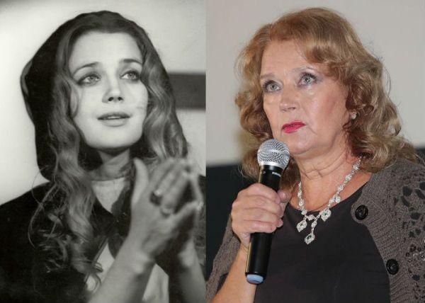Актриса Ирина Алферова в молодости и сейчас (Фото ...