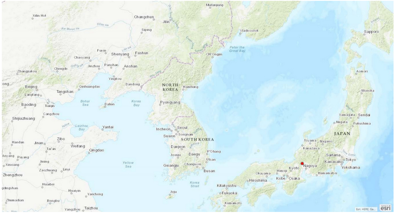 classical swine fever map japan 2 september 2018