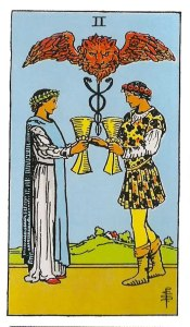 02 of Cups