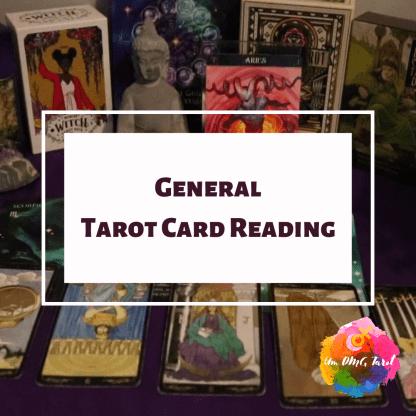 General Tarot Card Reading