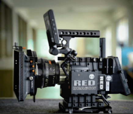 Red Dragon Camera available in Thailand for video production