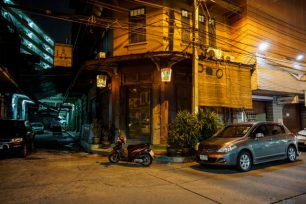 Bao Hao restaurant a location in Thailand for video production